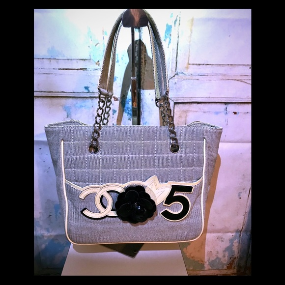 4c9cea51b8bd CHANEL Bags | 100 Authentic Camellia No 5 Bag | Poshmark